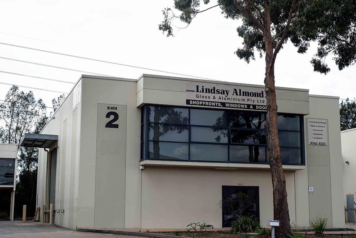 Lindsay Almond Shopfront